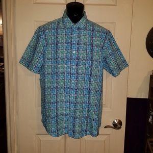 Elegant Mens Bugatchi Uomo Shirt
